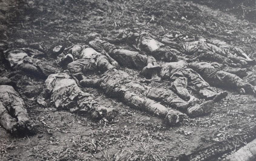 Rom+óni basarabeni care au fost uci+či +«n pivni+úele N.K.W.D.-ului din Chi+čin¦âu 10
