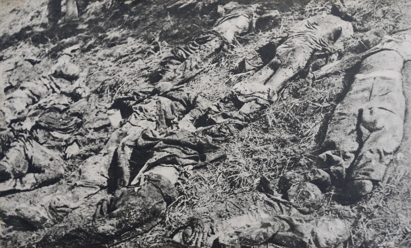 Rom+óni basarabeni care au fost uci+či +«n pivni+úele N.K.W.D.-ului din Chi+čin¦âu 11