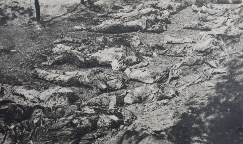 Rom+óni basarabeni care au fost uci+či +«n pivni+úele N.K.W.D.-ului din Chi+čin¦âu 13