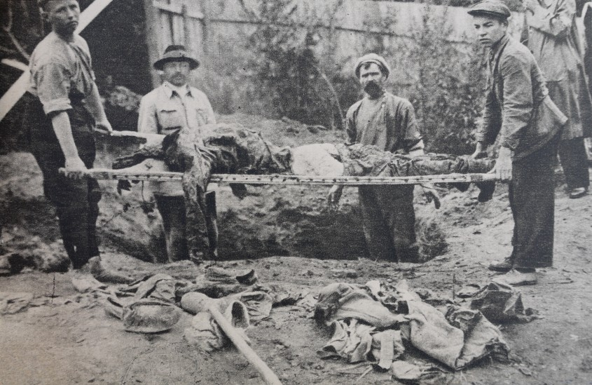 Rom+óni basarabeni care au fost uci+či +«n pivni+úele N.K.W.D.-ului din Chi+čin¦âu 14