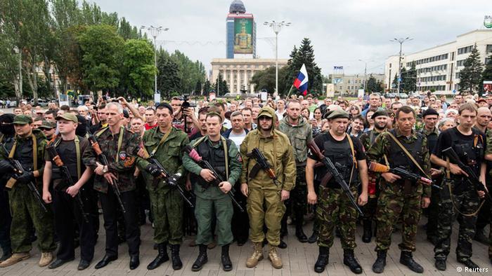 militanti-prorusi-Donetk