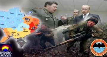 Doctrina Gherasimov și războiul non-liniar dus de Rusia pe teritoriul Ucrainei