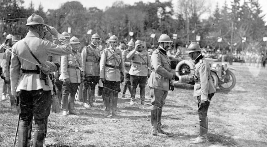 Simpozion academic militar la Chișinău, cu participare arădeană. Comunicare despre contribuția militară  României în  primul război mondial