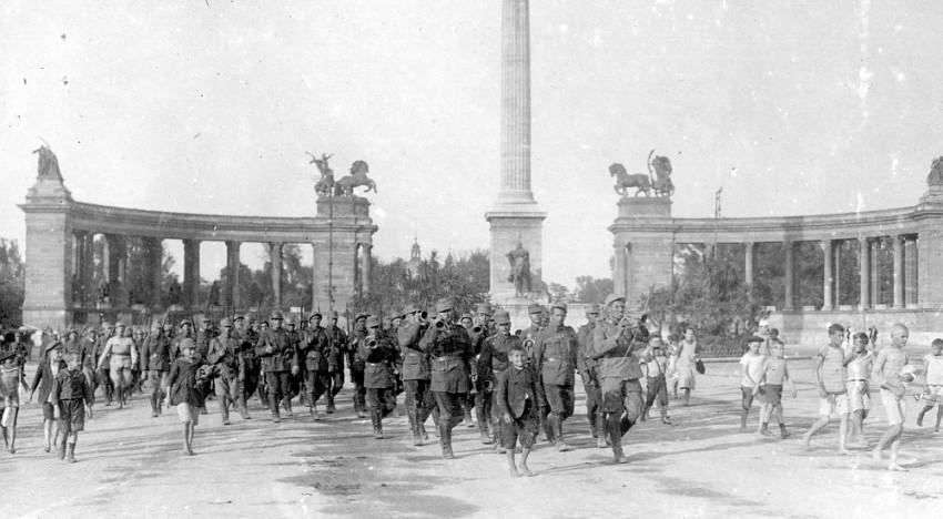 Participarea românilor din Transilvania pe fronturile Primului Război Mondial, în Gărzile Naţionale organizate de Consiliul Naţional Român Central şi în luptele din Ungaria pentru înfrângerea armatelor bolşevice ale lui Bela Kun