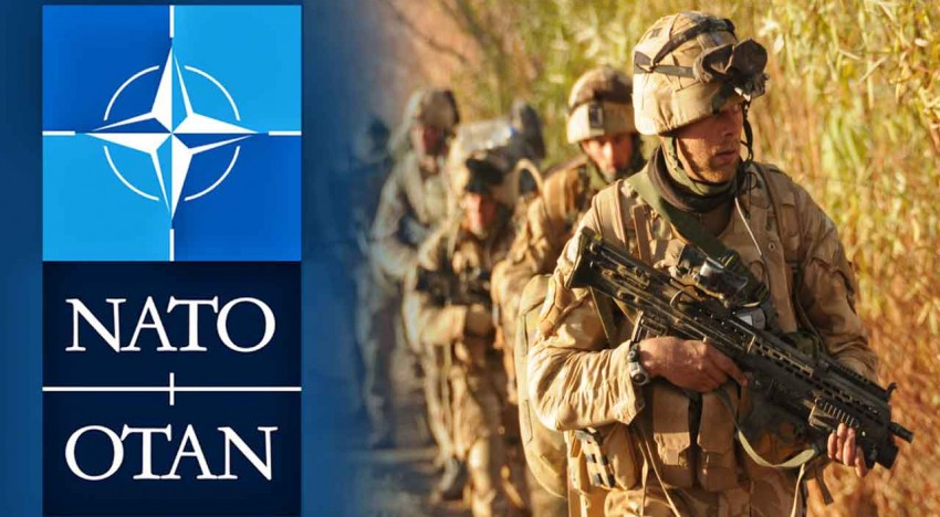 Forța NATO în acțiune! 3.000 de militari și 750 de vehicule de luptă în țările baltice
