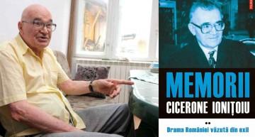 Corespondență de la diaspora română din Paris. Personalitatea și omul Cicerone Ionițoiu la intrarea în Panteonul Eroilor Neamului Românesc