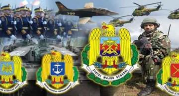 OMAGIU. Este Ziua Armatei Române! Dumnezeu să ocrotească România și armata ei!