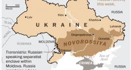 Novorosia, rusească? De fapt un spațiu istoric al românilor încă din vechime! Despre rădăcinile românești ale așa zisei Novorosia