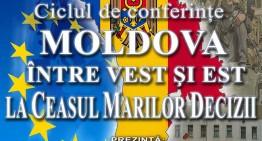 """""""Moldova între Vest și Est – La Ceasul Marilor Decizii""""/ Transmisie Live/ București 6 noiembrie 2014"""