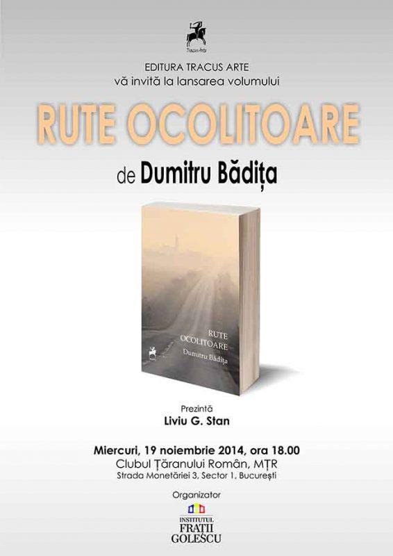 Lansare Dumitru Badita