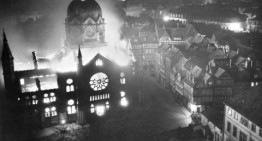 Kristallnacht! Germania și lumea întreaga nu trebuie să uite ! – 79 de ani de la Noaptea de Cristal
