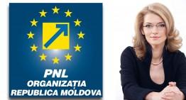 PNL Organizația Republica Moldova salută alegerea doamnei Alina Gorghiu în funcția de copreședintă a PNL