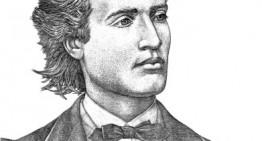 Este 15 iunie! Să ne îndreptăm cugetele către poetul nepereche al Neamului Românesc – Mihai Eminescu