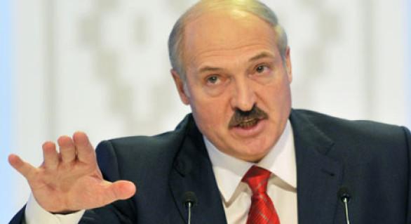 Lukașenko i s-a adresat lui Putin cu numele lui Medvedev