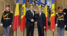 """Victor Ponta """"îi ține pumnii"""" lui Iurie Lenacă în încercarea de a deveni din nou premier"""
