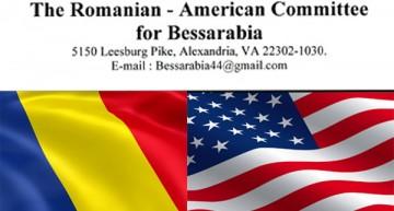 Washington / Comitetul Romano-American pentru Basarabia denunță atitutdinea autorităților din Republica Moldova și cere considerarea REÎNTREGIRII ROMÂNIEI în interesul SUA