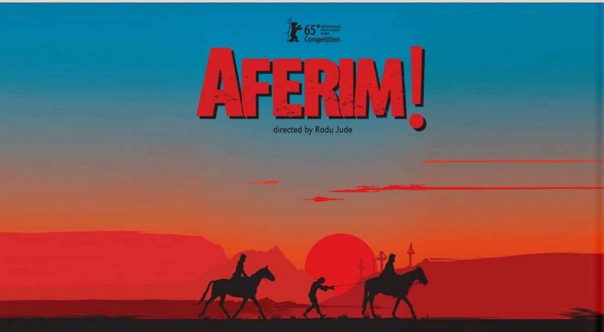 """Bravo Radu Jude!  Filmul """"Aferim"""", a câștigat Ursul de Argint pentru regie la Festivalul de Film de la Berlin !"""