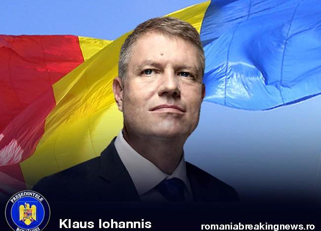Președintele Klaus Iohannis mesaj creștinilor cu ocazia Paștelui Catolic