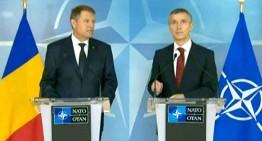 """Secretarul general al NATO: România este un exemplu pentru alte țări. Iohannis: """"Ucraina, Moldova și Georgia trebuie să primească atenția sporită a Alianței"""""""