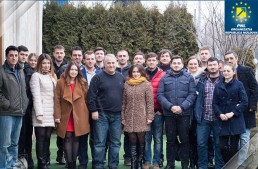 PNL ORM s-a reunit la Chișinău în prima ședință din 2015