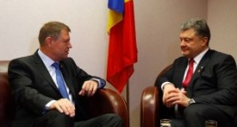 Președintele Iohannis la telefon cu președintele Poroșenco: Vizita în Ucraina NUMAI dacă se remediază efectele produse de art.7 din Legea Educației!