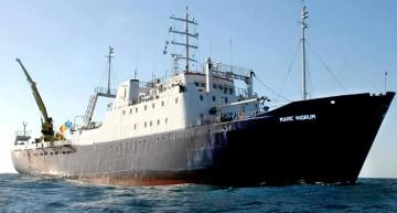Nava românească Mare Nigrum, cea mai mare și mai impresionantă navă de cercetare din Marea Neagră