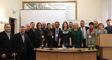 La Cernăuți s-a desfășurat primul forum economic al antreprenorilor din Ucraina și România
