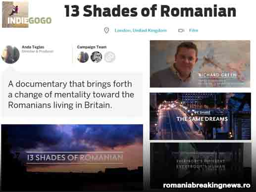"""13 Shades of Romania"", documentarul care sfideaza povestile din ""The Romanians are Coming"""