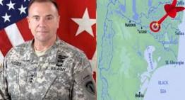Semnal! Gen. Ben Hodges (SUA): Vladimir Putin incearca sa detina controlul asupra gurilor Dunarii