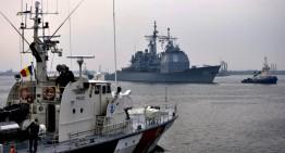 """Marea Neagră nu poate fi numit """"lac rusesc"""". Forța NATO se desfășoară la Constanța"""