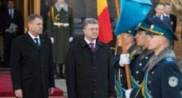 Problema transnistreană la Kiev. Klaus Iohannis și Petro Poroșenko sprijin pentru restabilirea integrității teritoriale a R. Moldova