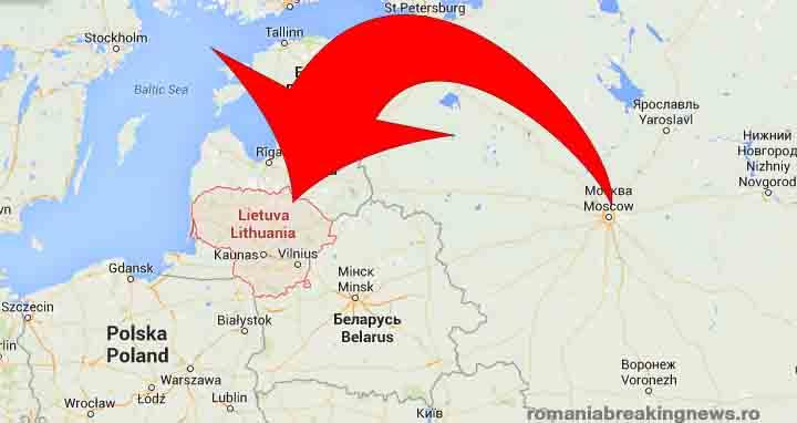 Lituania este atacată informațional și cibernetic de Rusia! Este doar prima etapă a confruntării?