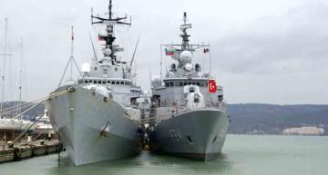 Foto – Marea Neagră! Angajamentul NATO de apărare colectivă se întărește prin exerciții comune. Reacția Rusiei