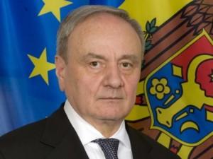Presedintele Nicolae Tmofti
