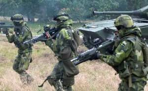 Armata Suedeză