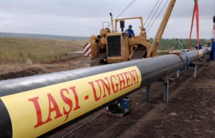 Incep livrarile de gaze Romania – Republica Moldova