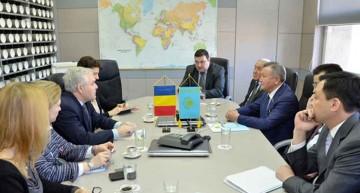 Românii din Kazahstan pe agenda discuțiilor MAE-România și o delegație parlamentară din Kazahstan