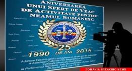 Transmitem Live de la Palatul Parlamentului: Onor pentru 25 de ani de activitate a Asociației Culturale Pro Basarabia și Bucovina închinată Neamului Românesc
