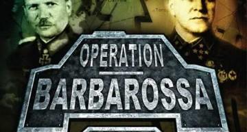 """""""Operatiunea Barbarossa"""", după numele împaratului german care a condus a treia Cruciadă, cea mai mare bătălie din istoria umanității"""