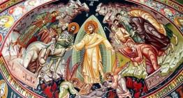 Hristos a înviat!  …sănătate și bucurie tuturor celor ce mărturisesc din toată inima biruința vieții asupra morții