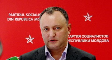 Igor Dodon despre declaratiile lui Traian Basescu privind unirea: O parte insemnata a clasei politice de la Bucuresti doreste lichidarea statalitatii moldovenesti