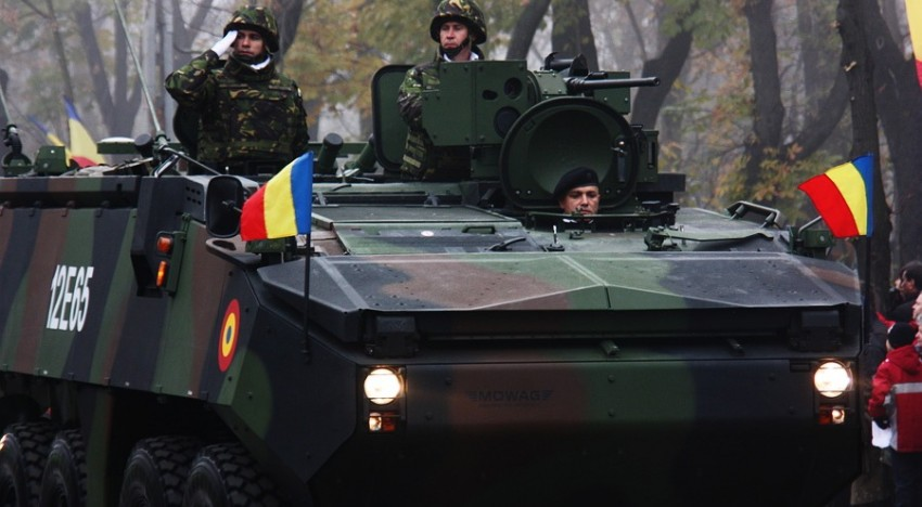 Omagiu armatei române de Cristian Negrea