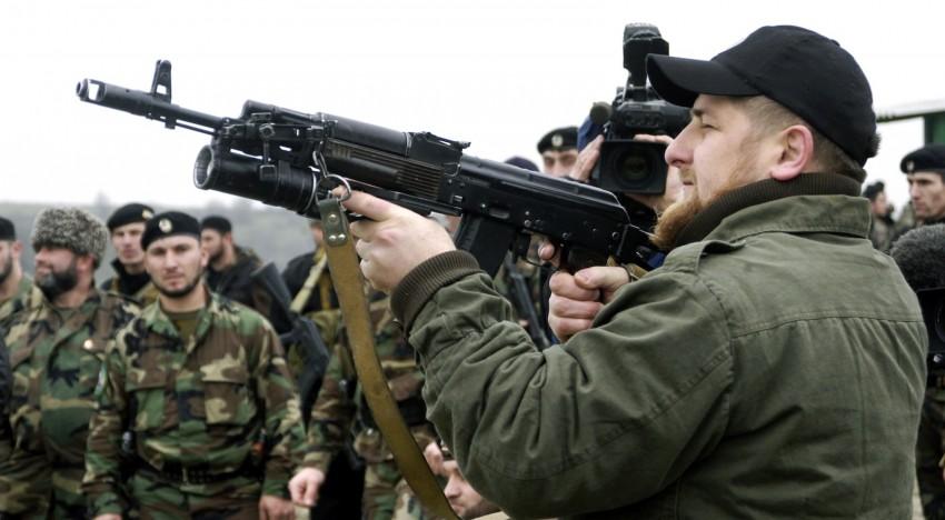 Liderul Ceceniei, Ramzan Kadârov, a autorizat 'să se deschidă focul' asupra soldaților ruși