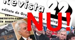 Revista 22… Drumul spre gunoi / Istoria și demnitatea Neamului Românesc călcată în picioare