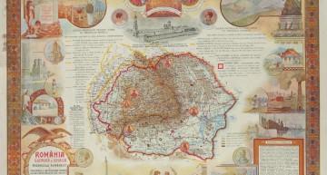 """Foarte frumos gest facut de Franta ! Posta Franceza a emis un timbru cu harta Romaniei si cu provinciile rapite de Stalin / """"Gafă de proporții"""" titrează Realitatea.net"""