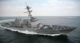 Breaking News! O navă americană capturată de Iranieni! La bord s-ar afla și români, Statele Unite trimit avioane și nave militare în Golful Persic