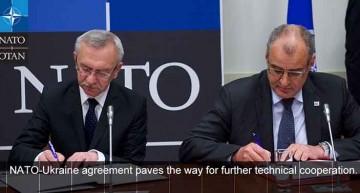 Acord NATO-Ucraina ce va deschide calea pentru viitoarea cooperare tehnică