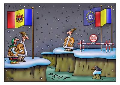 Semnal! Romania dovedeste ca nu detine mijloace de-a influenta situatia de la Chisinau si nici nu pare a fi capabila sa negocieze eficient in momente critice.