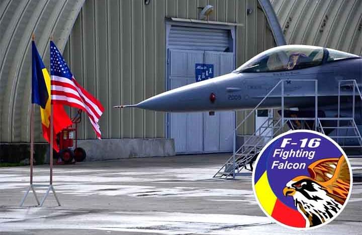 Baza Aeriana Fetesti 86 se pregătește pentru escadrila de F16 a Forțelor Aeriene Române