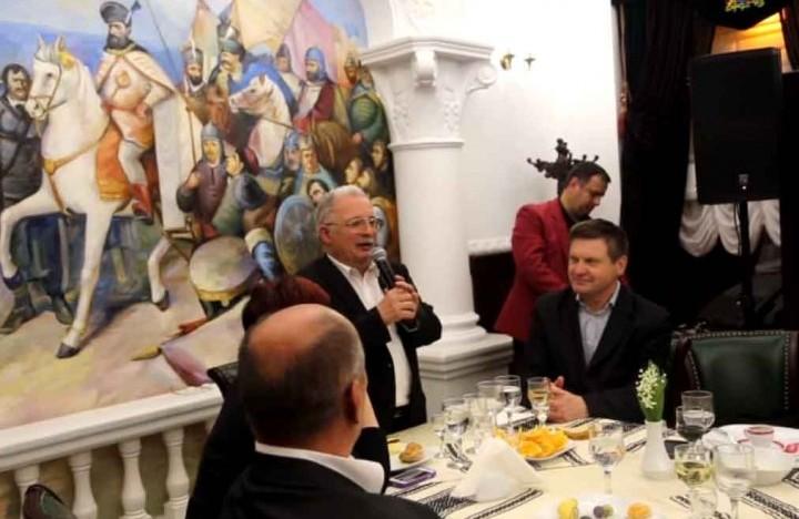 """Video/Cernăuți. Cafeneaua literară """"București"""" a demarat în forță, după inaugurare"""